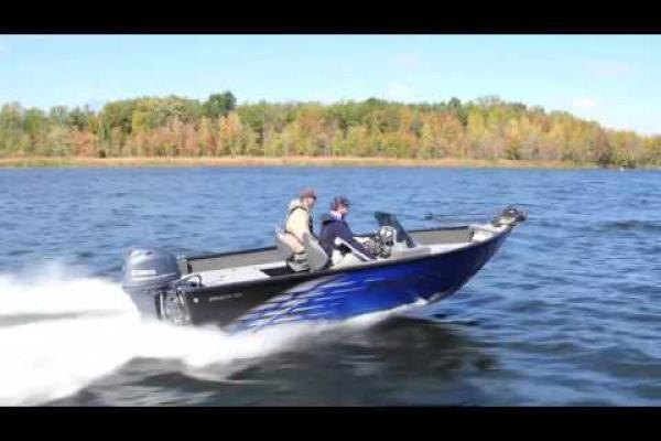 NEW 2018 STARCRAFT 166 Stealth SC W/60 HP 4STK - Boathouse Marine