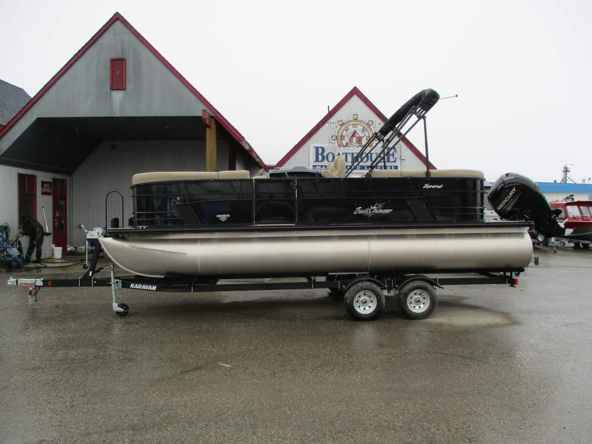 NEW 2019 SUNCHASER GENEVA 22 LR DH Sport - Boathouse Marine