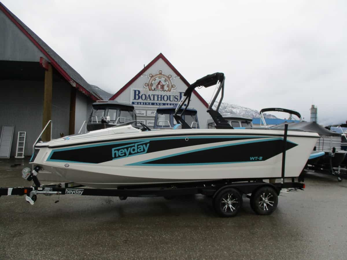 NEW 2018 HEYDAY WT-2 - Boathouse Marine