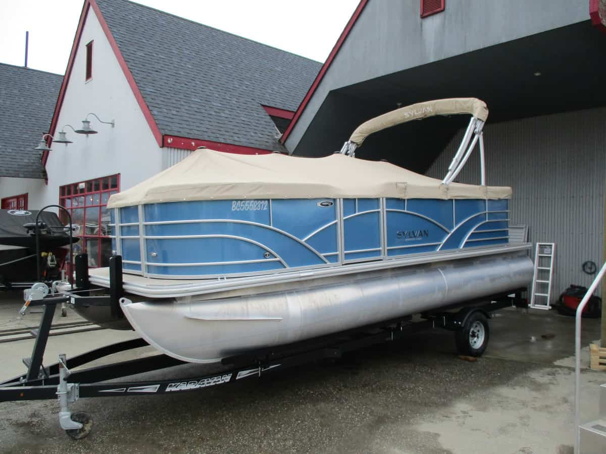 USED 2017 SYLVAN 820 Cruise - Boathouse Marine