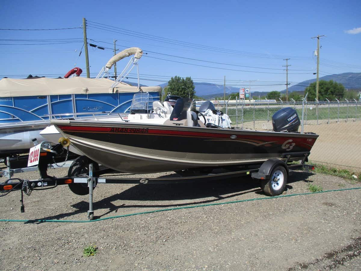 USED 2009 YAMAHA V 167 - Boathouse Marine