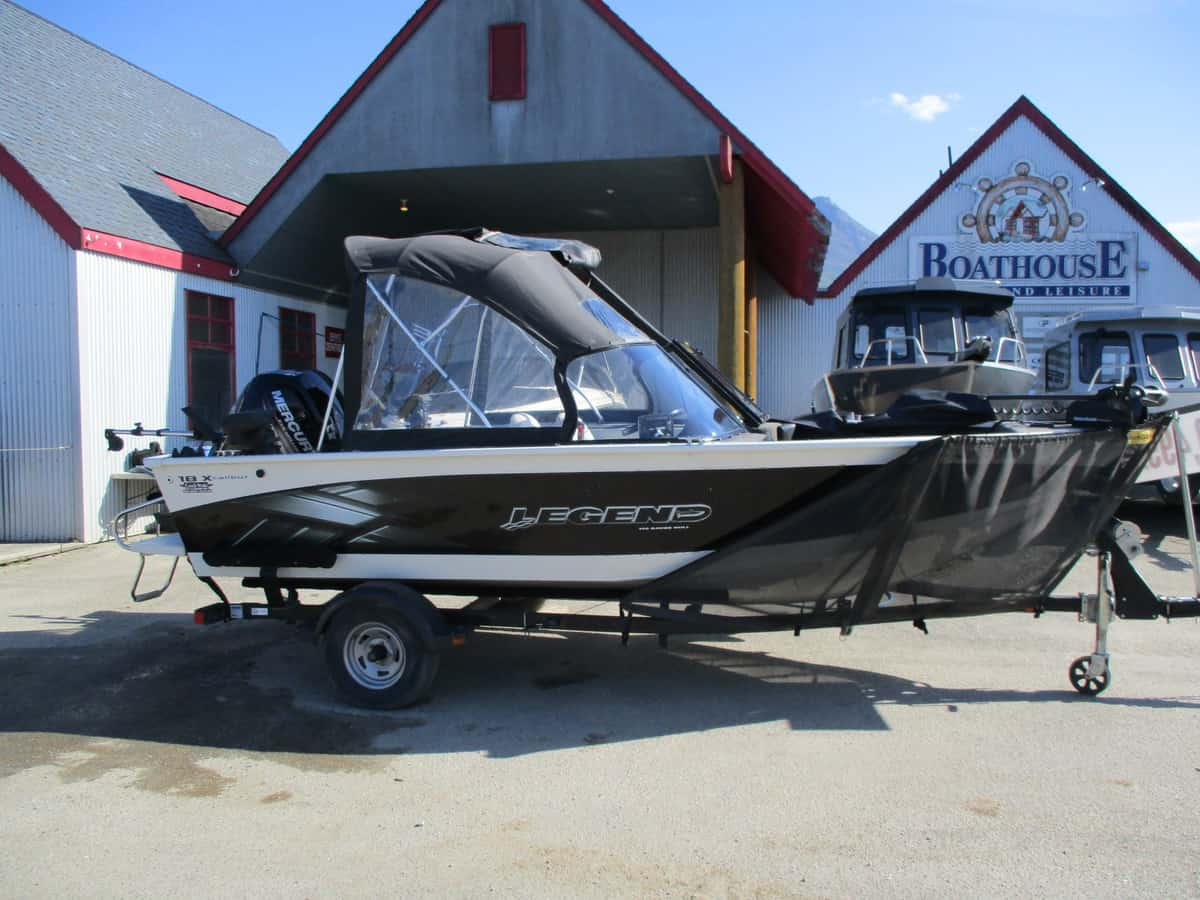 USED 2014 LEGEND 18 XCALIBUR - Boathouse Marine
