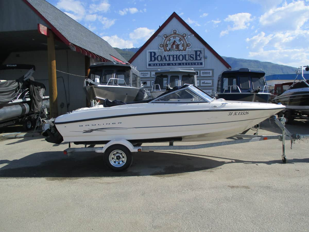 USED 2004 BAYLINER 175 BR - Boathouse Marine