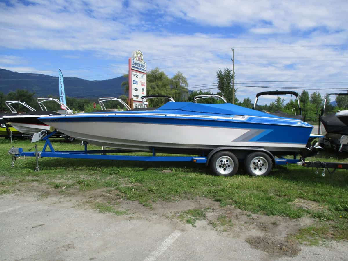 USED 1993 COUGAR 2250 - Boathouse Marine