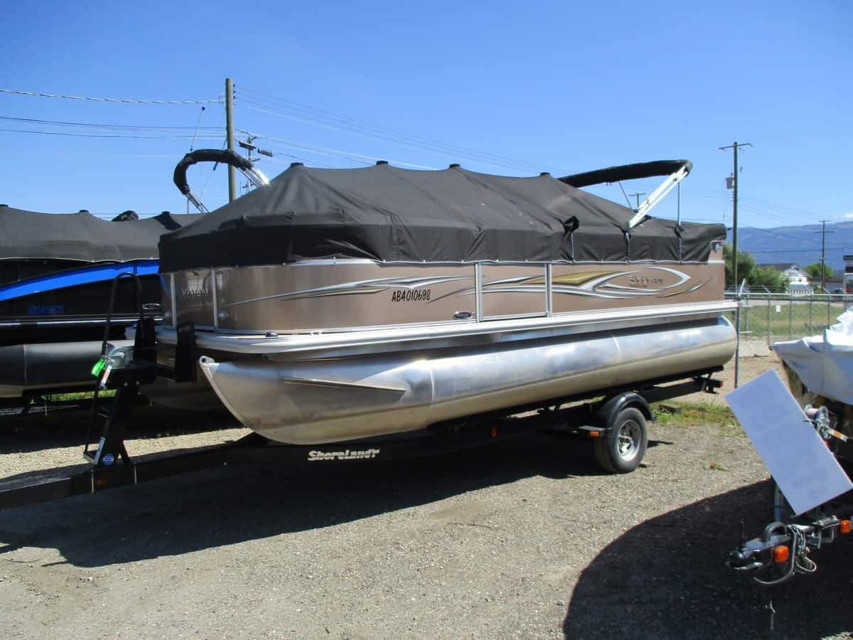 USED 2013 sylvan 8520 CRUISE - Boathouse Marine