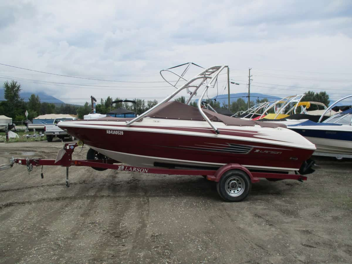 USED 2012 LARSON LX 950 - Boathouse Marine