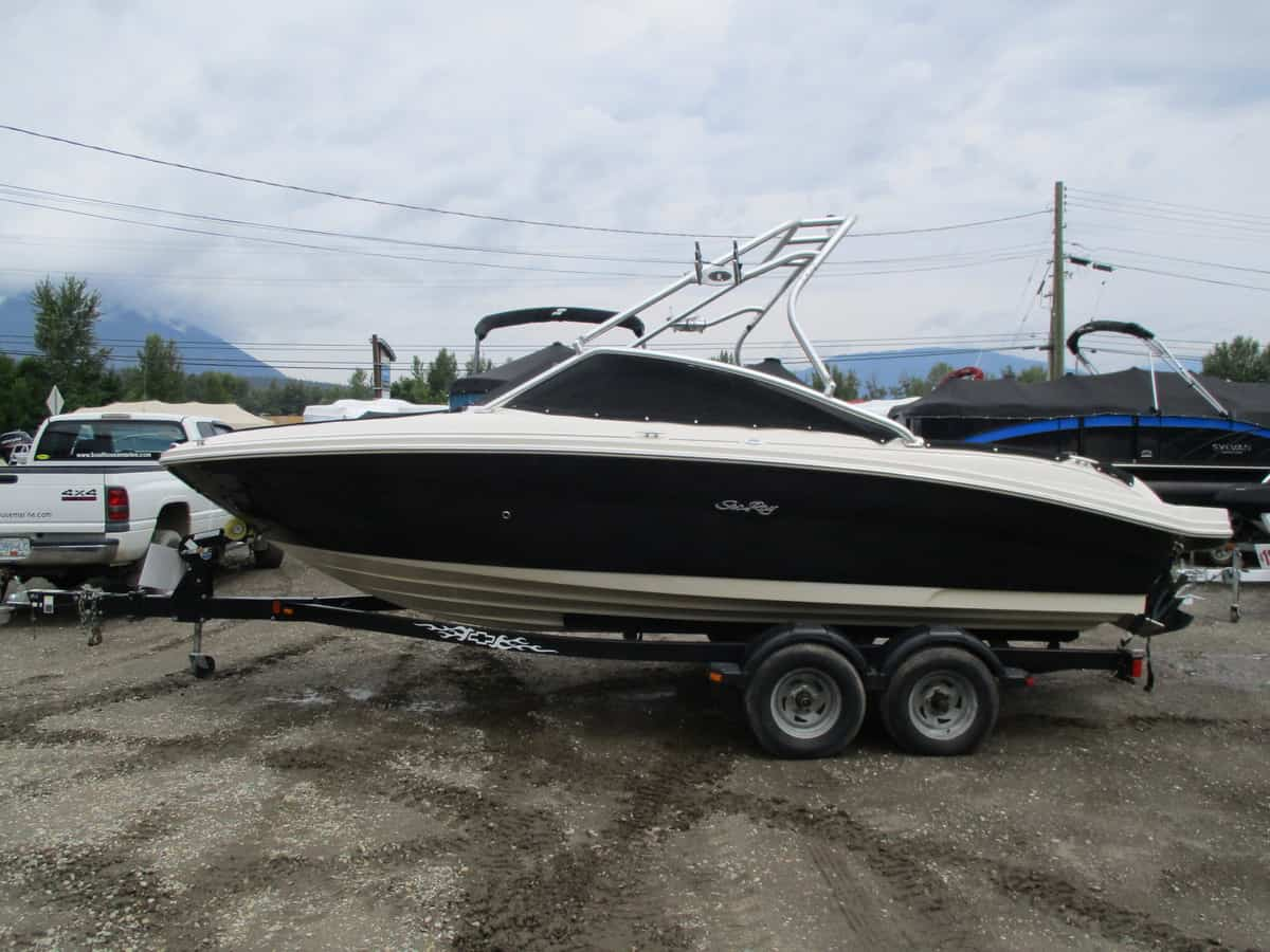 USED 2005 SEARAY 200 SELECT - Boathouse Marine