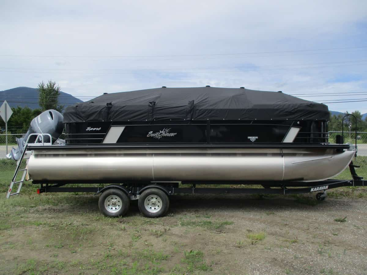 NEW 2019 SUNCHASER GENEVA 22 LR DH - Boathouse Marine