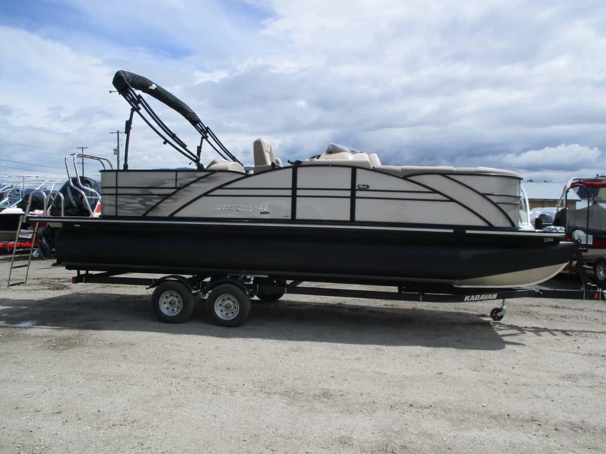 NEW 2018 STARCRAFT MX 23L - Boathouse Marine