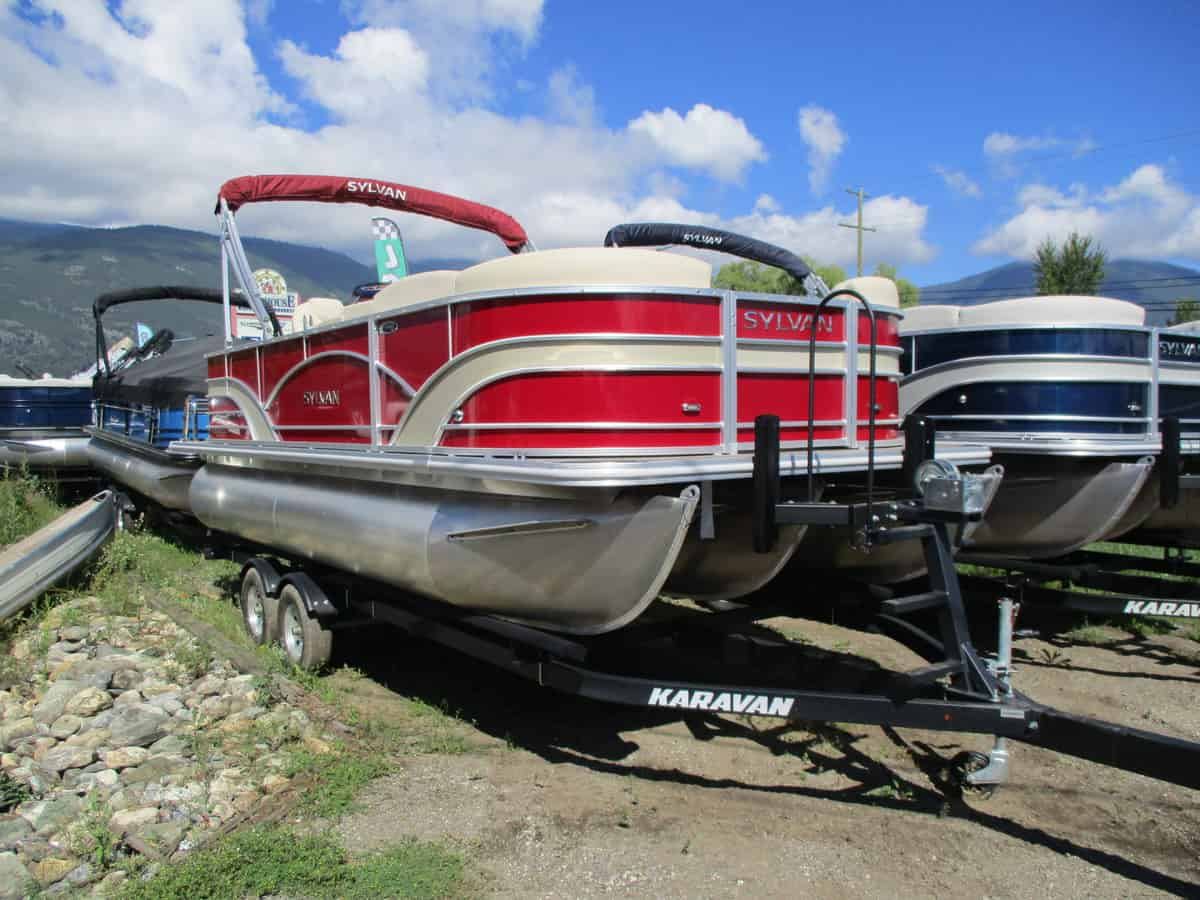 NEW 2019 SYLVAN 8520 CRS LE TRI-TOON - Boathouse Marine