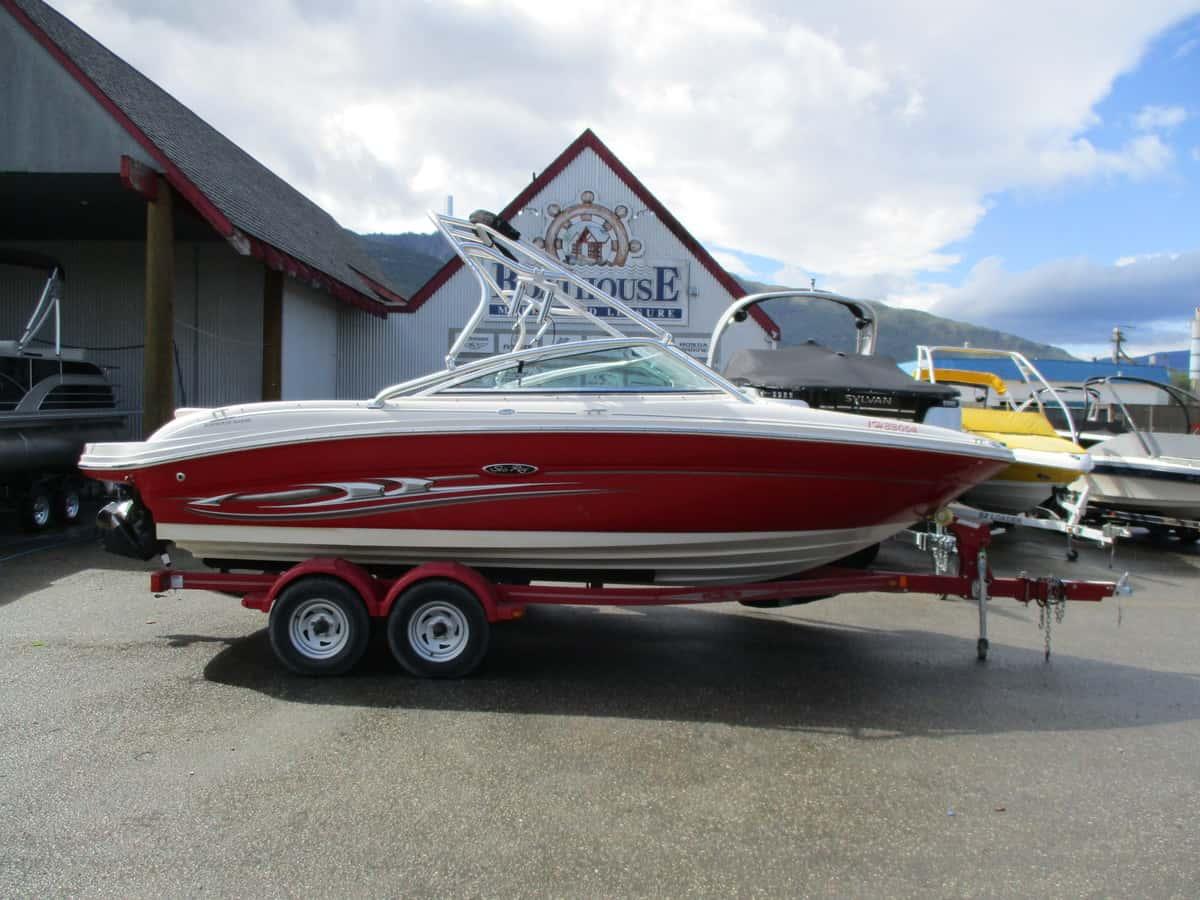USED 2005 SEARAY 200 SELECT - Boathouse Marine