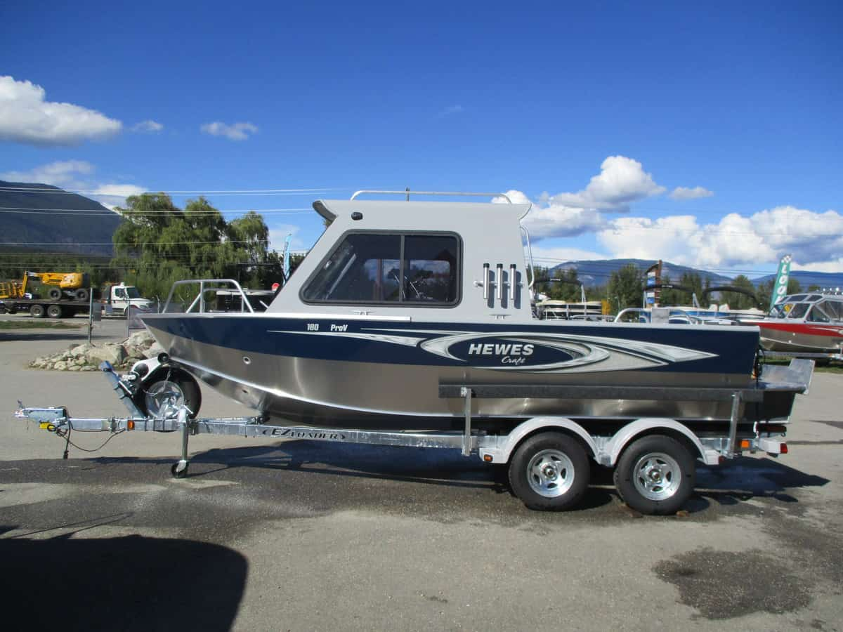 NEW 2019 HEWESCRAFT 180 PRO-V ET HT - Boathouse Marine