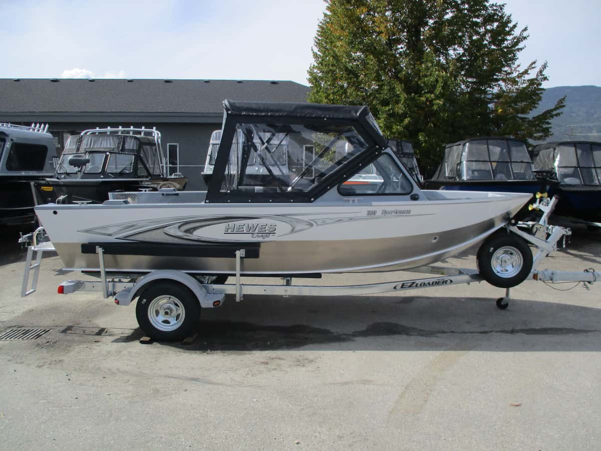 NEW 2019 HEWESCRAFT 180 SPORTSMAN - Boathouse Marine