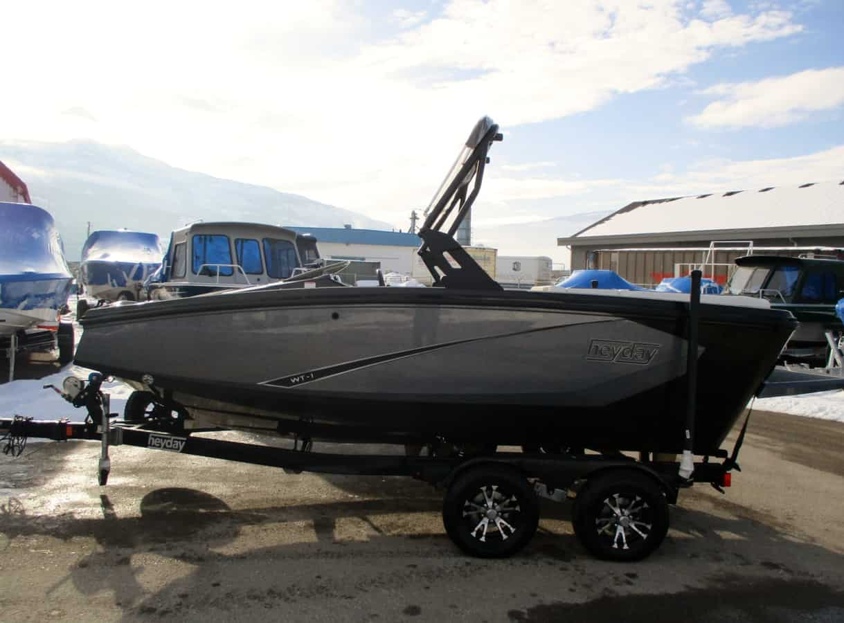NEW 2019 HEYDAY WT-1 SC - Boathouse Marine