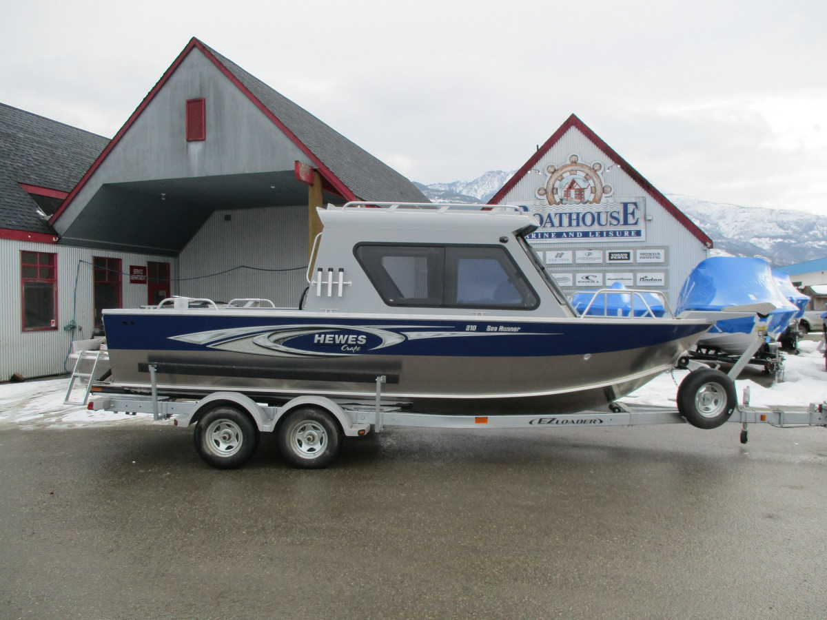 NEW 2019 HEWESCRAFT 210 SEARUNER ET HARDTOP - Boathouse Marine