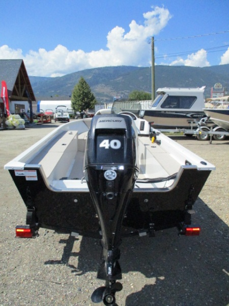 USED 2015 MIRROCRAFT MIRROCRAFT 1616 & MERC - Boathouse Marine