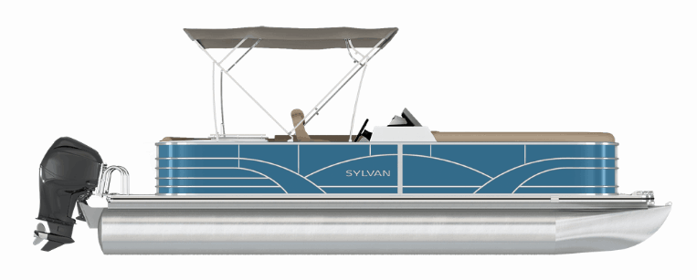NEW 2019 SYLVAN 820 CRS - Boathouse Marine