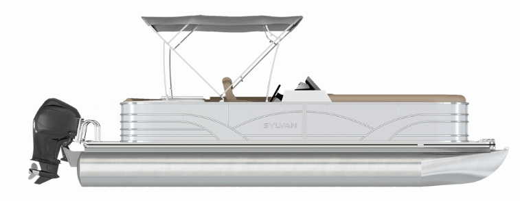 NEW 2019 SYLVAN 820 PARTY FISH - Boathouse Marine