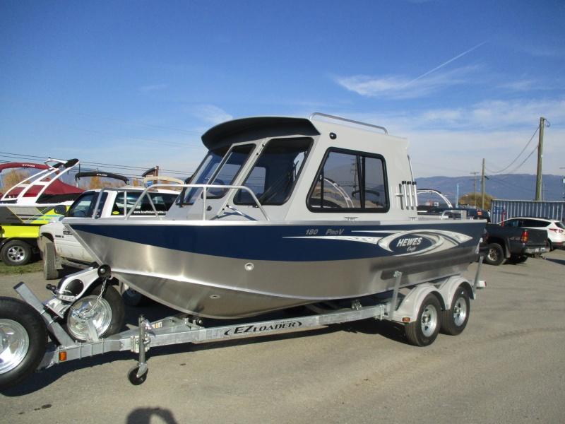 NEW 2018 HEWESCRAFT 180 PRO-V ET HARDTOP W/F150 - Boathouse Marine