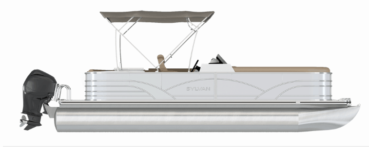 NEW 2019 SYLVAN 822 LZ - Boathouse Marine
