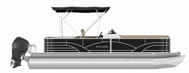 NEW 2019 SYLVAN 8520 CRUISE-N-FISH TRI-TOON - Boathouse Marine