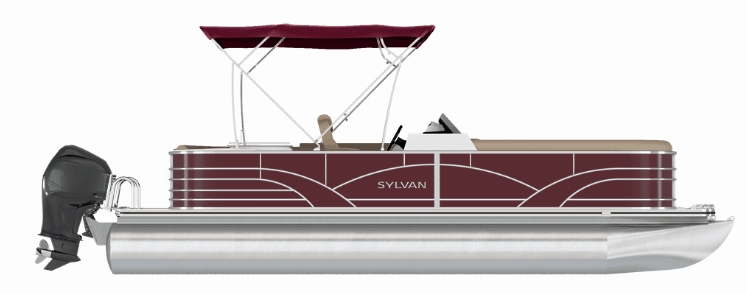 NEW 2019 SYLVAN 8520 CRUISE - Boathouse Marine