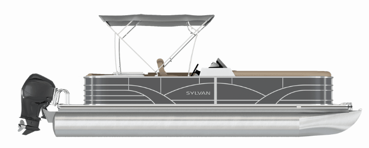 NEW 2019 SYLVAN 8520 LZ - Boathouse Marine