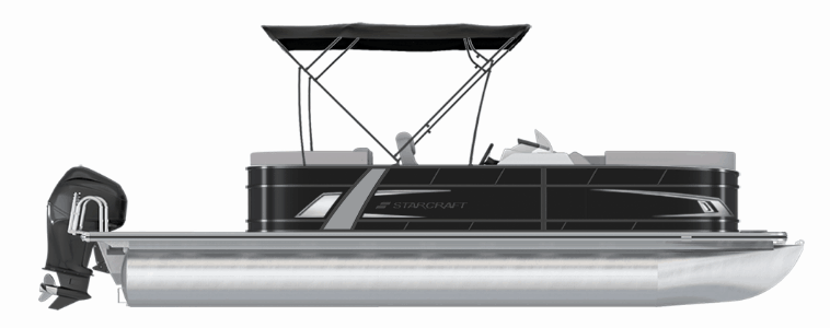 NEW 2019 STARCRAFT EXS-1 TRI-TOON - Boathouse Marine