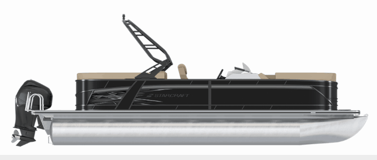 NEW 2019 STARCRAFT SLS-3 TOWER & TRI-TOON - Boathouse Marine