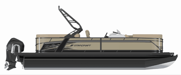 NEW 2019 STARCRAFT SLS-5 DC TOWER & TRI-TOON - Boathouse Marine