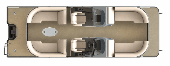 NEW 2019 STARCRAFT SLS-5 DC TOWER & TRI-TOON - Boathouse Marine