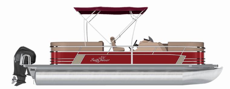 NEW 2019 SUNCHASER GENEVA 20 LR SWING BACK - Boathouse Marine
