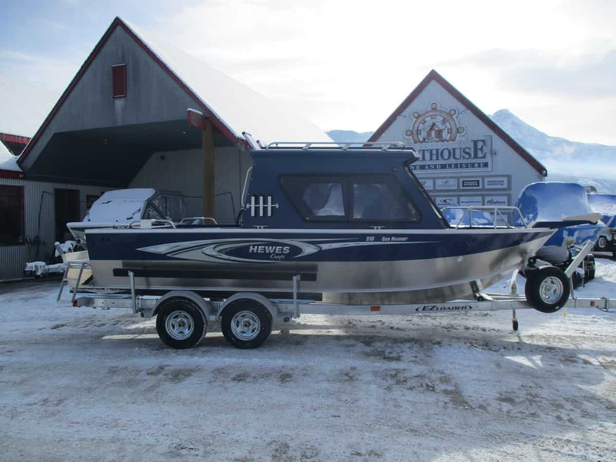 NEW 2019 HEWESCRAFT 210 SEARUNNER ET HT - Boathouse Marine