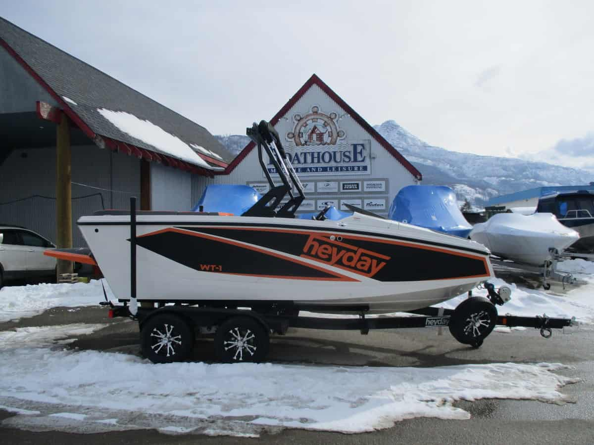 NEW 2018 HEYDAY WT-1 SC - Boathouse Marine