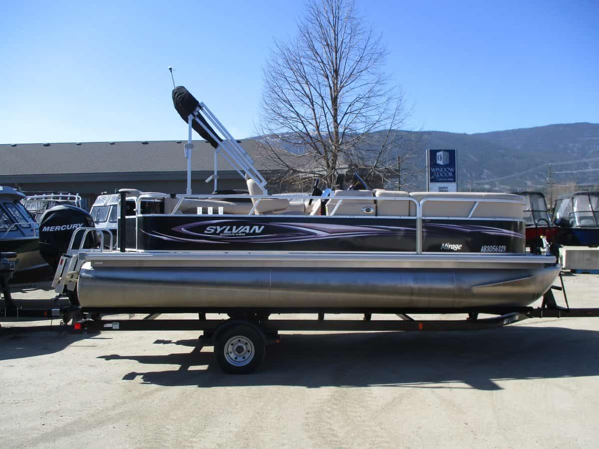 USED 2012 SYLVAN 820 CRUISE - Boathouse Marine