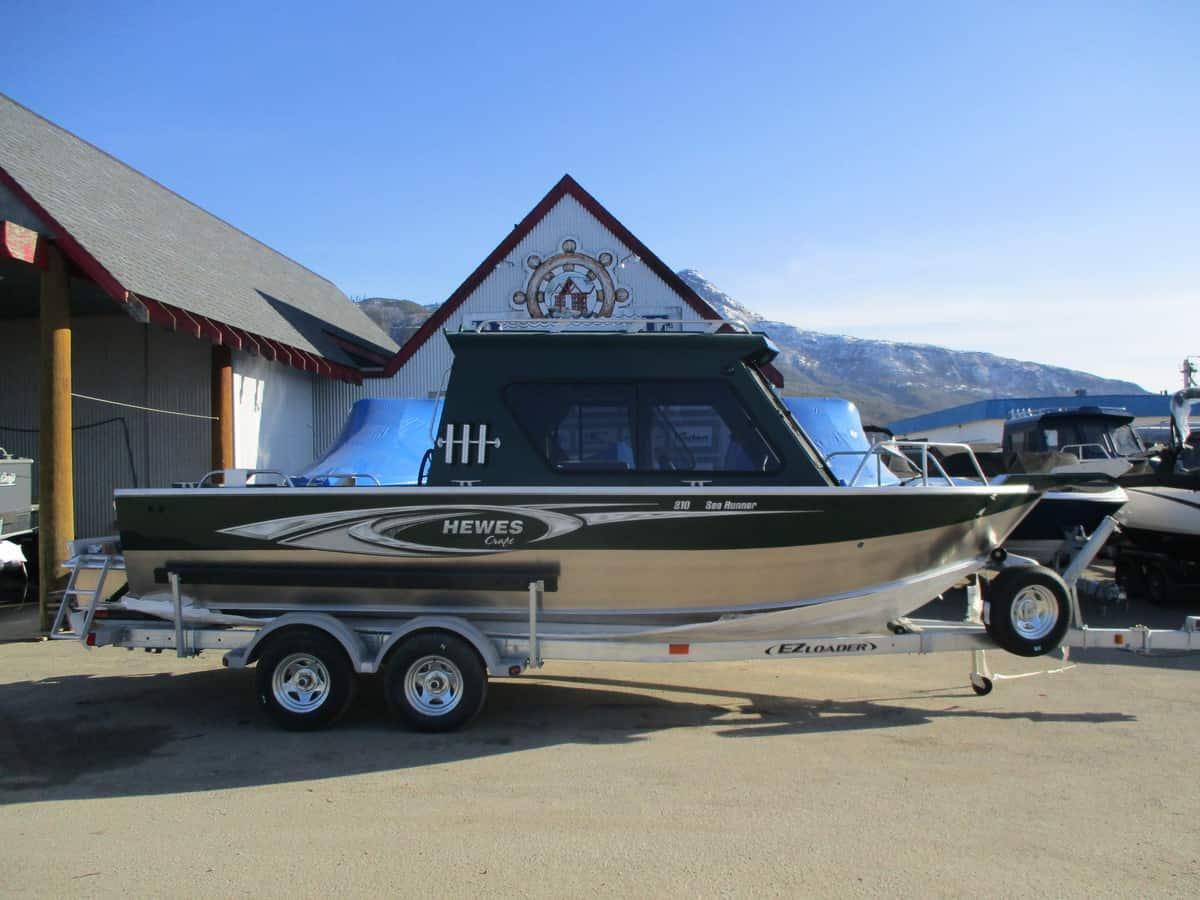 NEW 2019 HEWESCRAFT 210 SEARUNER ET HARDTOP - Boathouse Marine