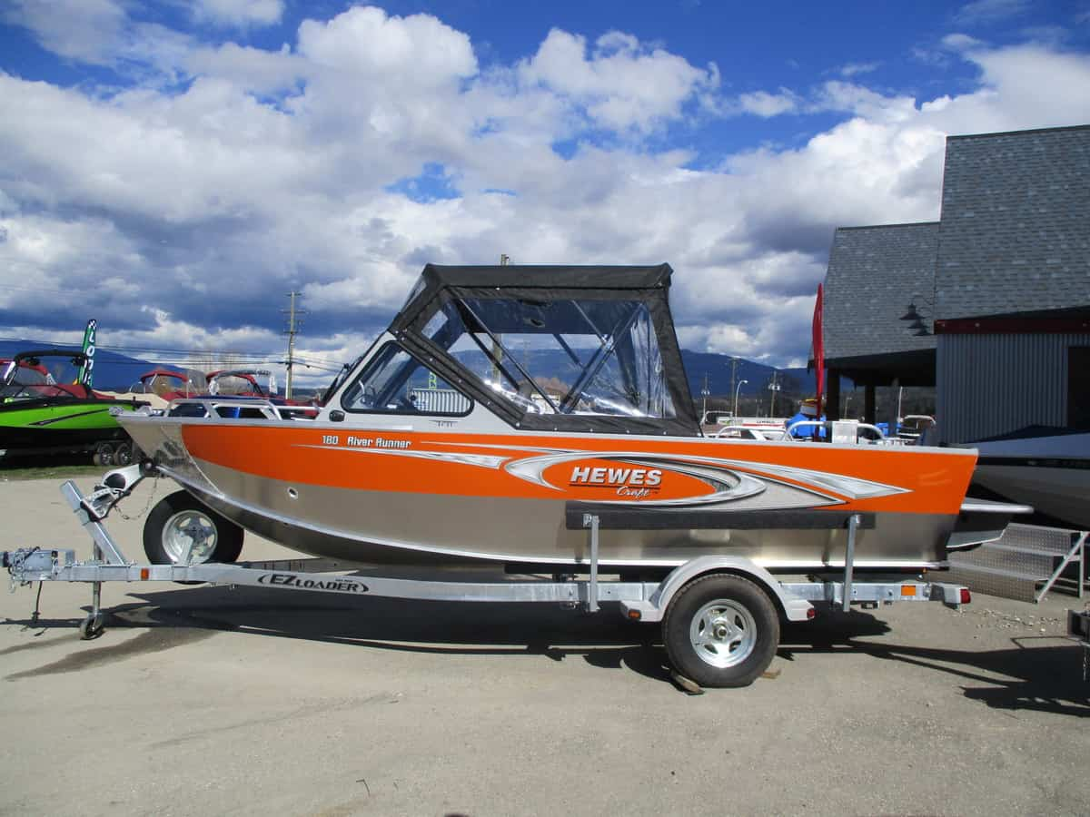 NEW 2018 HEWESCRAFT 180 RIVER RUNNER - Boathouse Marine