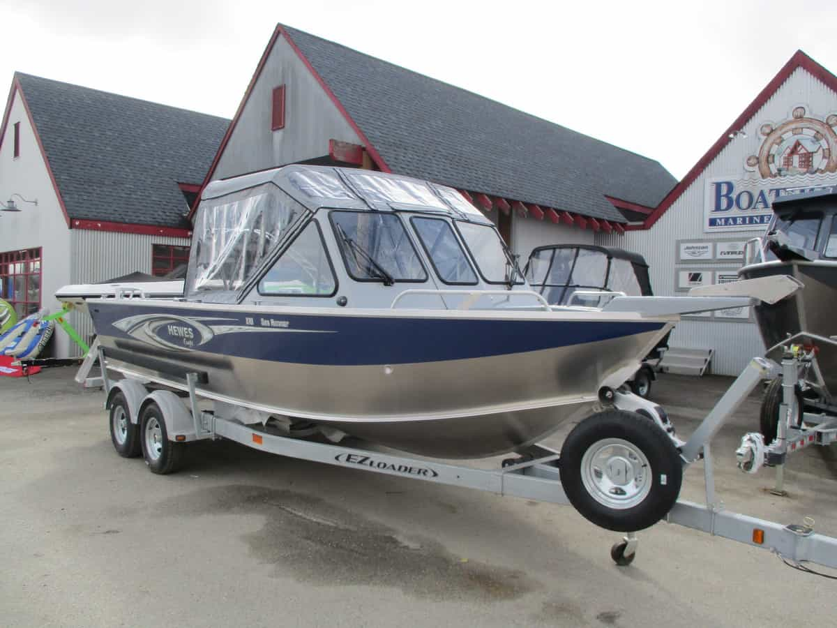 NEW 2019 HEWESCRAFT 210 SEARUNNER ET | Salmon Arm, BC