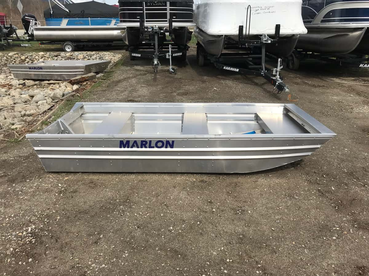 NEW 2019 MARLON 10' JON BOAT - Boathouse Marine