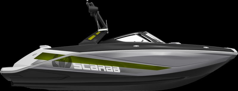 NEW 2017 SCARAB 195 HO Impulse - Boathouse Marine