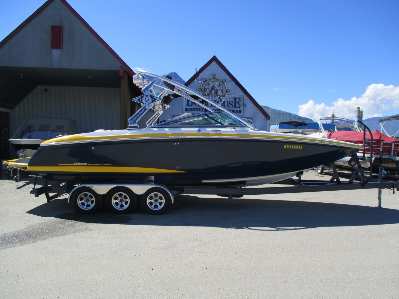 USED 2007 MASTERCRAFT MASTERCRAFT X80 - Boathouse Marine