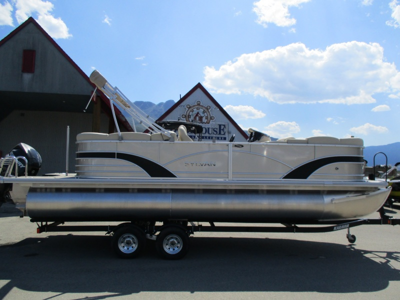 NEW 2017 SYLVAN LZ PORT W/200HP - Boathouse Marine
