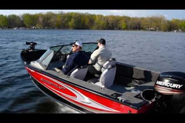 NEW 2017 SMOKERCRAFT 172 ProAngler W/ 115HP 4STK - Boathouse Marine