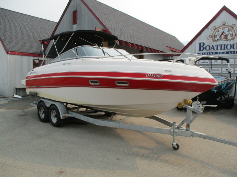 USED 2004 FOUR WINNS FOUR WINNS 245 SUNDOWNER - Boathouse Marine