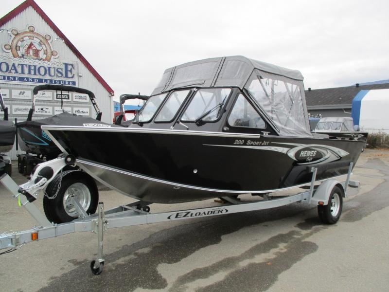NEW 2017 HEWESCRAFT 200 SPORTJET - Boathouse Marine