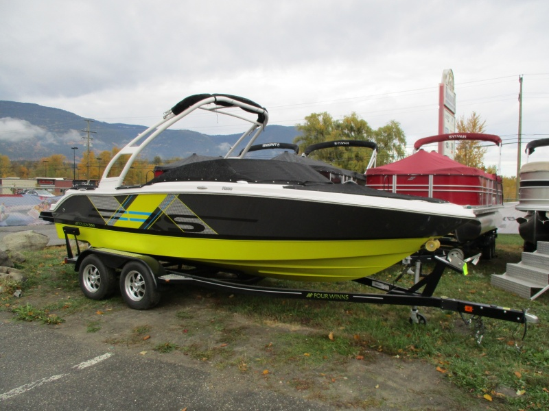 NEW 2018 FOUR WINNS H200 RS W/ 6.2L & TOWER - Boathouse Marine