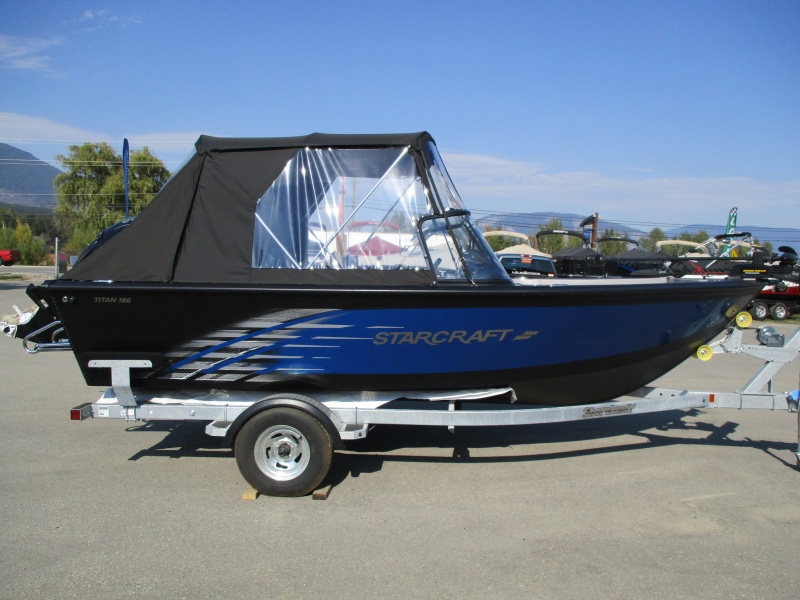 NEW 2018 STARCRAFT 186 Titan - Boathouse Marine