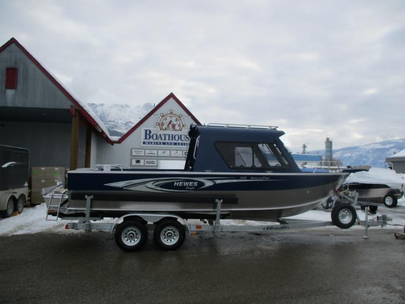 NEW 2018 HEWESCRAFT 240 OCEAN PRO ET HARDTOP W/ F250 - Boathouse Marine