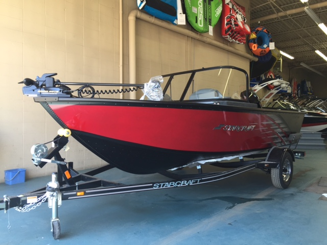 NEW 2018 STARCRAFT 166 Stealth DC W/90HP 4STK - Boathouse Marine