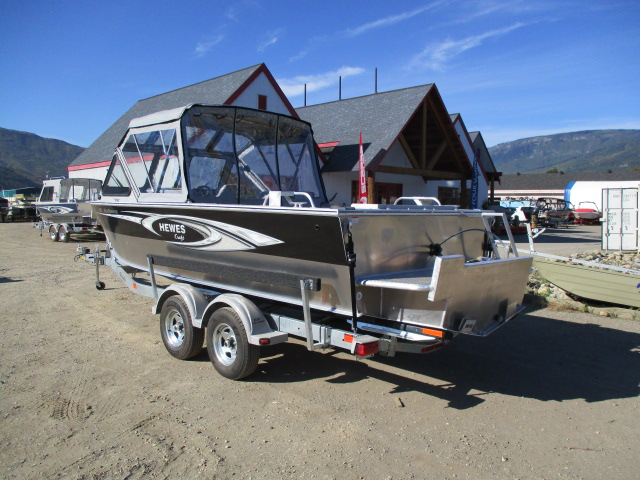 NEW 2017 HEWESCRAFT 210 SEARUNNER ET W/ YAMAHA F150 - Boathouse Marine